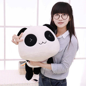 Big Head Panda Plush
