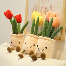 Load image into Gallery viewer, Tulip Plant Plushies