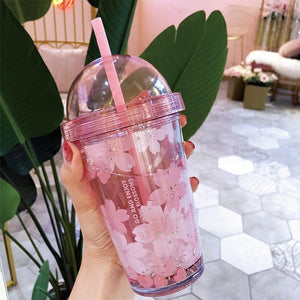 320ml Sakura Water Cup