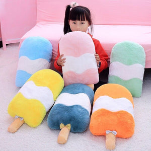 Ice Cream Pillow Plushies