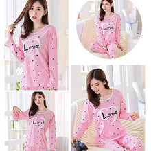 Load image into Gallery viewer, Love Heart Pajamas