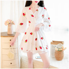 Load image into Gallery viewer, Strawberry Summer Dress