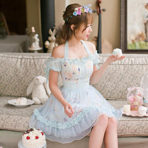 Princess Sweet Lolita Summer Dress