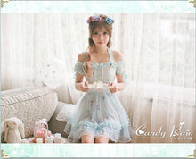 Load image into Gallery viewer, Princess Sweet Lolita Summer Dress