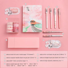Load image into Gallery viewer, 11pcs/set Sakura Diary Set