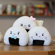 Load image into Gallery viewer, Mini Rice Ball Plushie Pillow