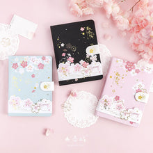 Load image into Gallery viewer, Sakura Cherry Blossoms Diary
