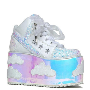 Platform Cloud Sneakers