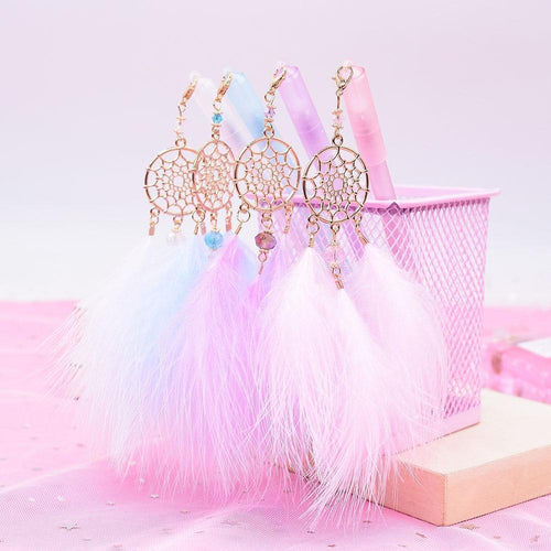 2Pcs Dreamcatcher Gel Pens