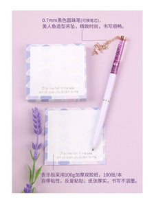 Mermaid Stationery Set
