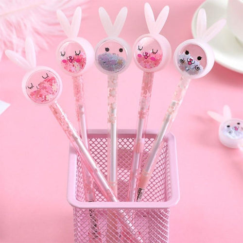 Rabbit Ear Gel Pen