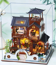 Load image into Gallery viewer, Chinese Pavilion Dollhouse Kit