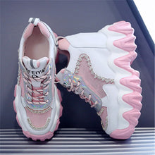 Load image into Gallery viewer, Harajuku Platform Sneakers