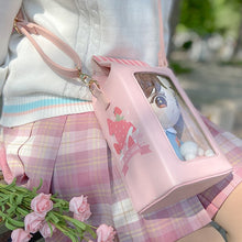 Load image into Gallery viewer, Strawberry Milk Shoulder Bag