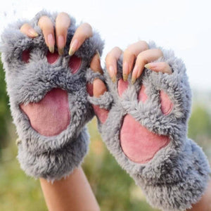 Paw Claw Mittens