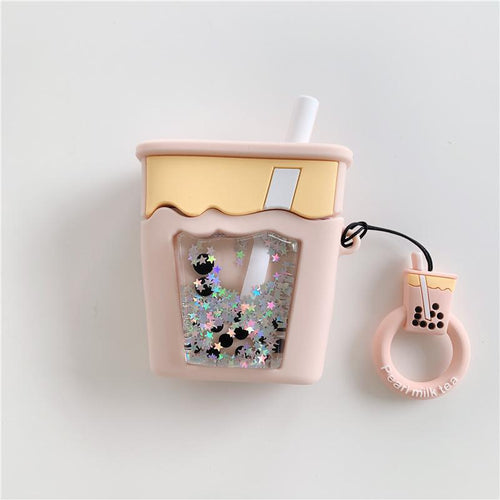 Bubble Tea AirPods Cover