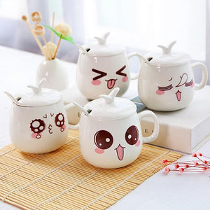 UWU Ceramic Mugs