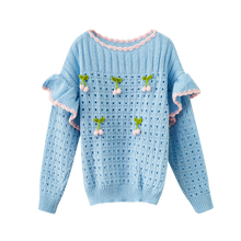 Load image into Gallery viewer, Lovely Knit Sweater