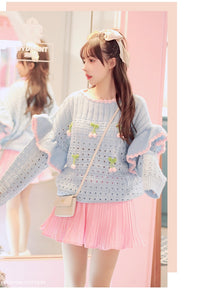 Lovely Knit Sweater