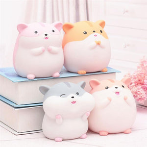 Hamster Coin Bank