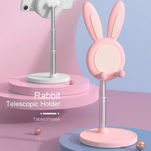 Load image into Gallery viewer, Bunny Phone Holder Stand