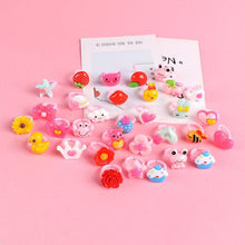 Load image into Gallery viewer, 20Pcs Mixed Kawaii Rings