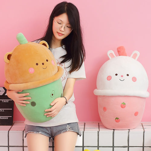50cm Boba Tea Plushie Friends
