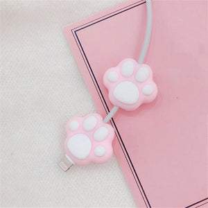 Cat Paws iPhone Cable Protector