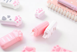 Cat Paw Correction Tape