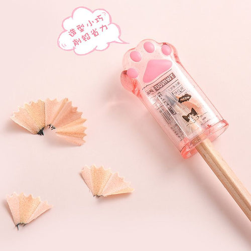 Cat Paw Pencil Sharpener