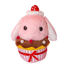 Load image into Gallery viewer, Cupcake Bunny Plushies
