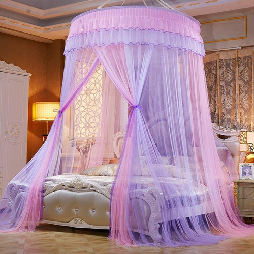Kawaii Princess Bed Canopy