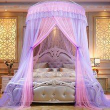 Load image into Gallery viewer, Kawaii Princess Bed Canopy