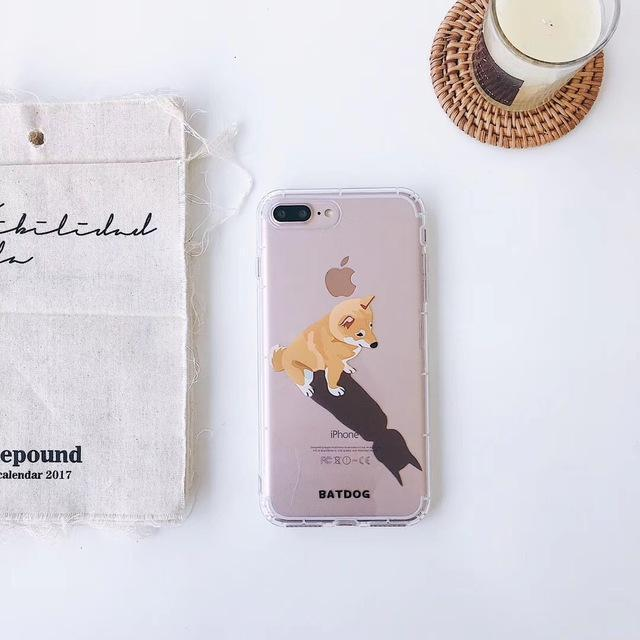 Shiba Inu Cartoon Phone Case