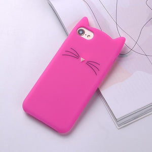 Kitty Cat Phone Case for iPhone