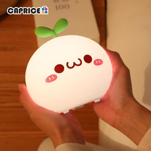 Kawaii LED Night Light Lamp