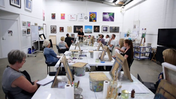 Bienarte - the home of Brisbane Painting Classes