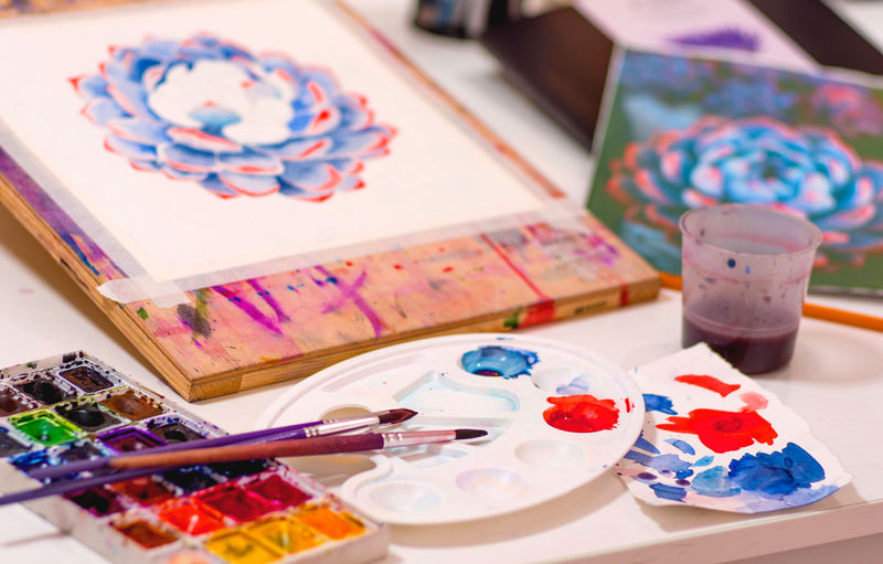 Adults Drawing & Painting Classes - Kids School Holiday Workshops