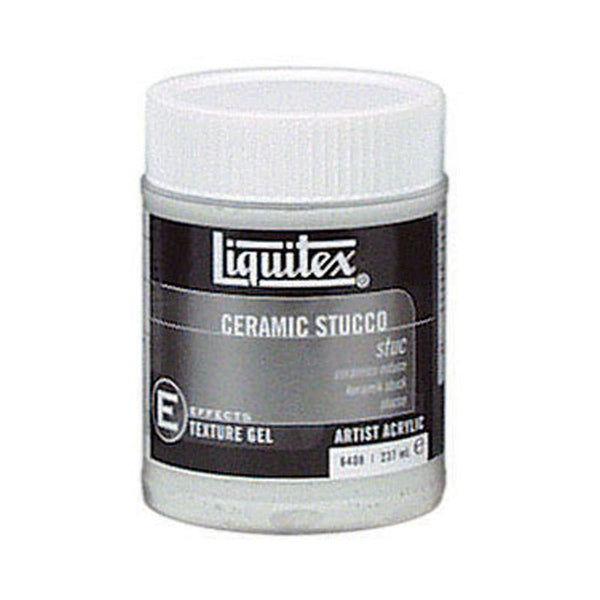 Liquitex Effects Medium Ceramic Stucco Textured 237ml