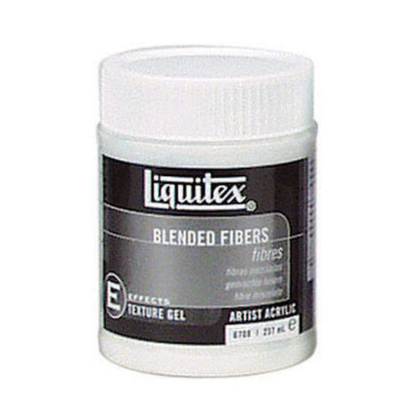 Liquitex Effects Medium Blended Fibers Textured 237ml