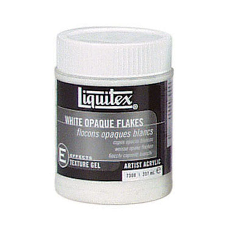 Liquitex Effects Medium White Opaque Textured 237ml