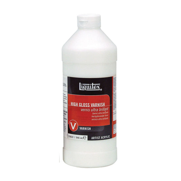 Liquitex High Gloss Varnish 946ml