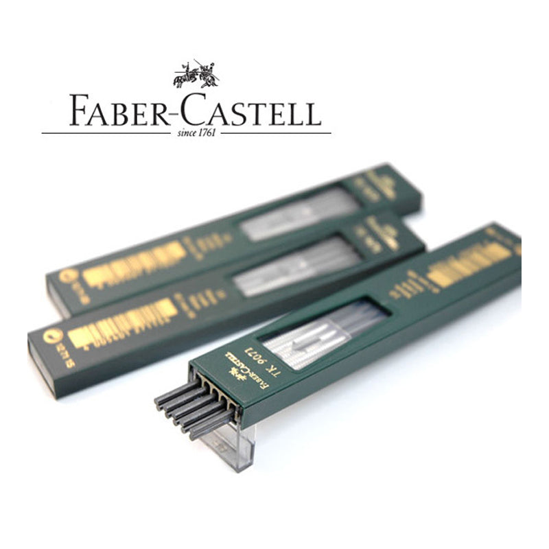 Faber-Castell TK Graphite Leads tube of 10