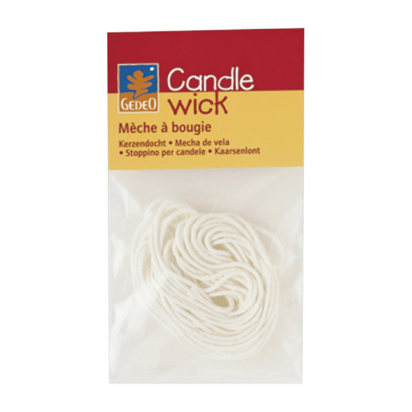 Gedeo Candle Wicks 5 metres