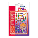 Fimo Push Mould - ABC/123