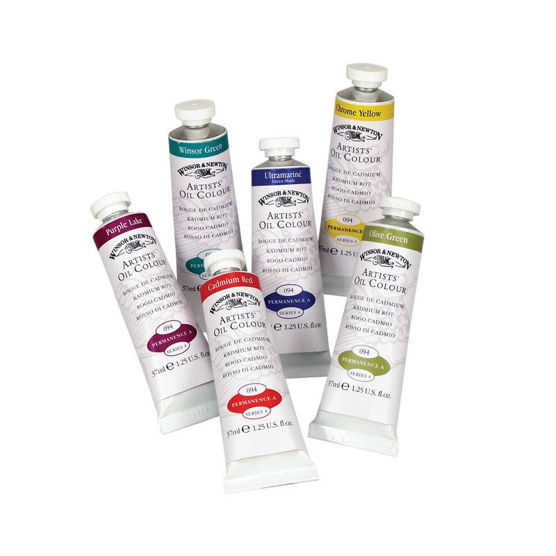 Winsor and Newton Artists Oil Colour
