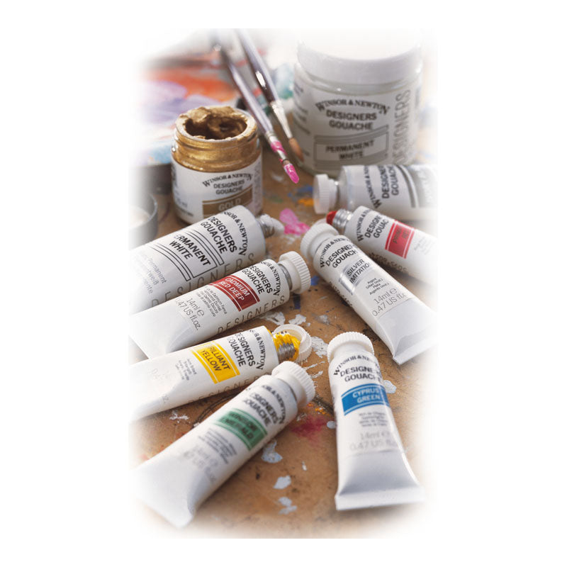 Winsor and Newton Designers Gouache