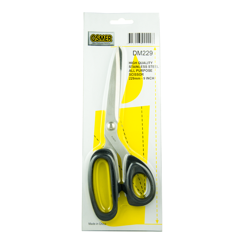 Osmer Heavy Duty Scissor 229mm DM229