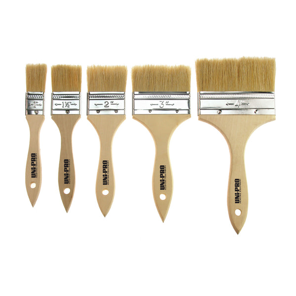 UniPro Flat Brush Unpainted Handle