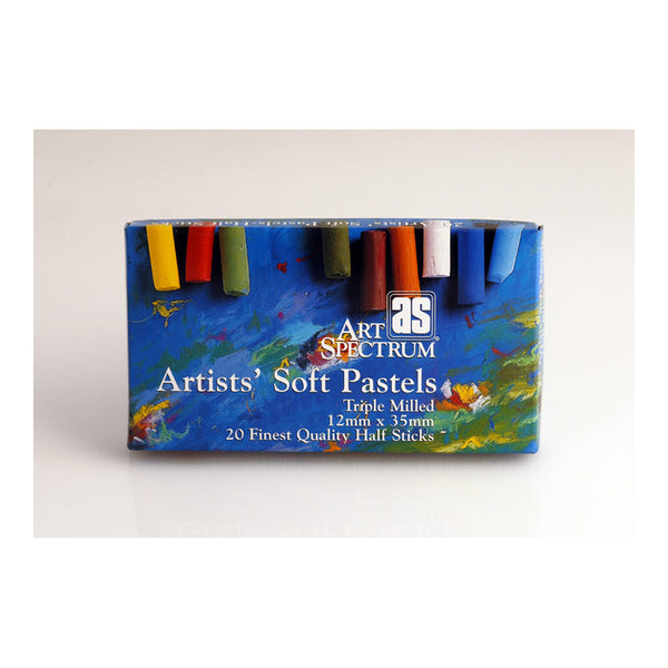 Art Spectrum HALF-STICK PASTEL Set of 20